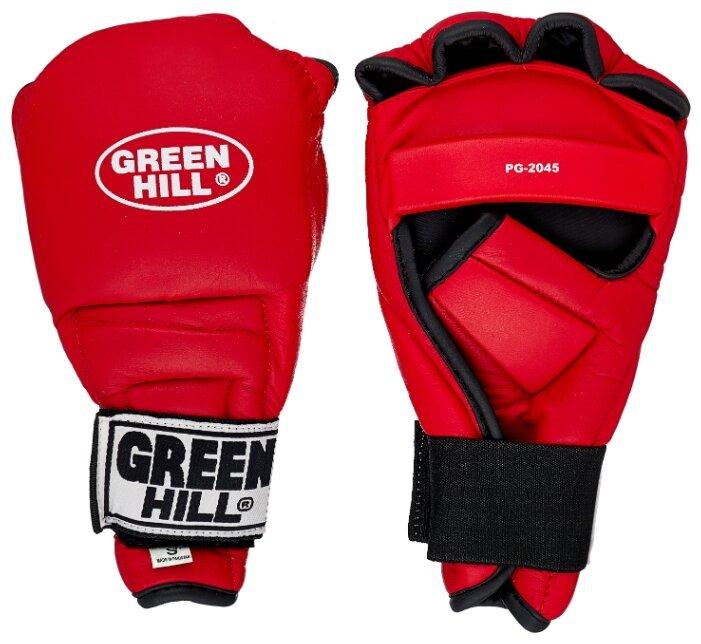 Тренировочные перчатки Green hill PG-2045 для рукопашного боя