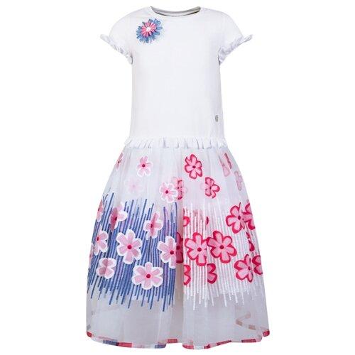Купить Комплект одежды Simonetta размер 152, белый, Комплекты и форма