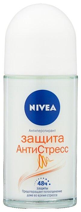Nivea антиперспирант, ролик, Защита АнтиСтресс