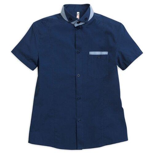 Рубашка Pelican размер 14, синий