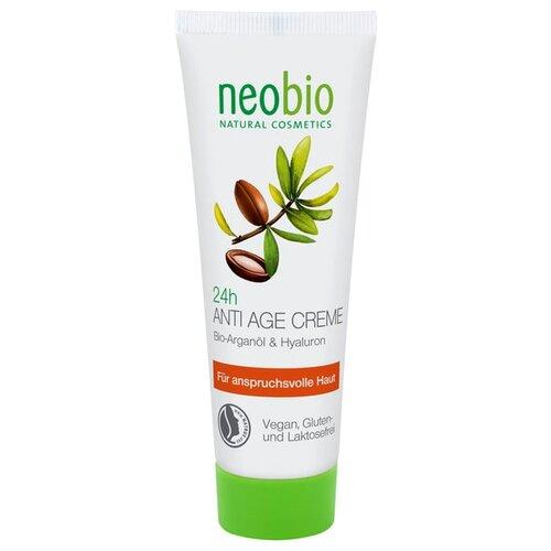 Купить Крем Neobio 24 часа разглаживающий для лица, 50 мл