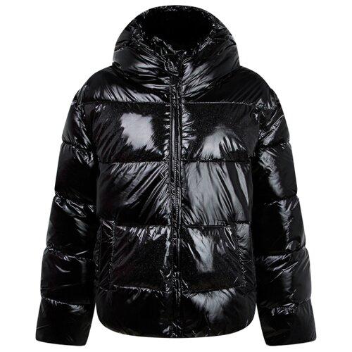 Купить Куртка Fun & Fun размер 170, черный, Куртки и пуховики