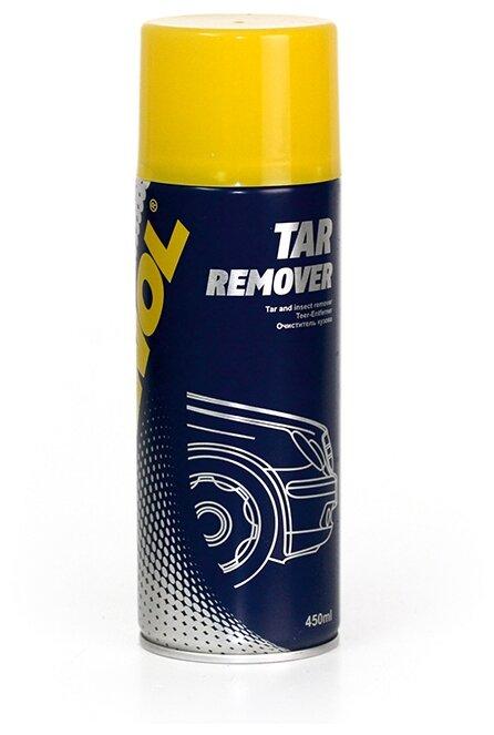 Очиститель кузова Mannol от битума, следов насекомых 9668 Tar Remover, 0.45 л