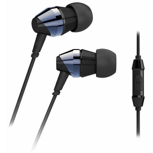 цена Наушники MEE audio M-Duo blue онлайн в 2017 году