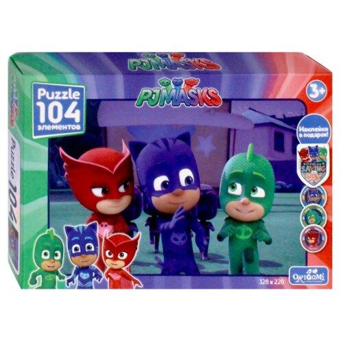 Купить Пазл Origami Герои в масках Друзья (04227), 104 дет., Пазлы