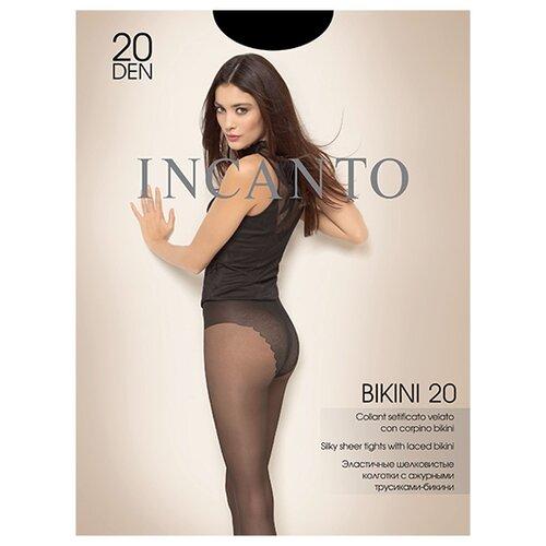 Колготки Incanto Bikini 20 den, размер 5, neroКолготки и чулки<br>