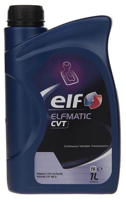 Трансмиссионное масло ELF Elfmatic CVT — купить по выгодной цене на Яндекс.Маркете