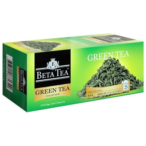 Чай зеленый Beta Tea в пакетиках