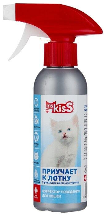 Спрей Ms.Kiss для кошек Приучает к лотку 200 мл