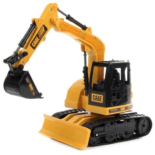 Купить Экскаватор DRIFT 83587 1:20 37 см желтый/черный, Радиоуправляемые игрушки
