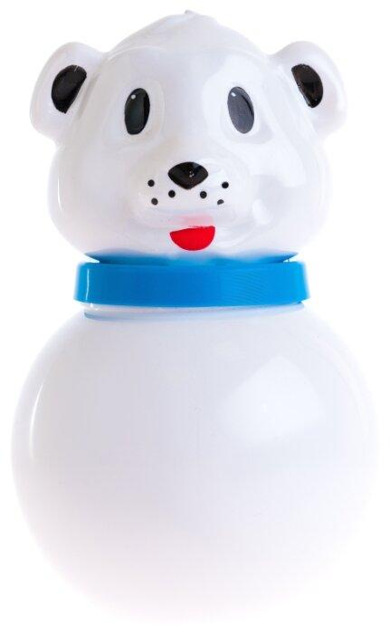 Неваляшка Пластмастер Белый медведь (11303) 26 см