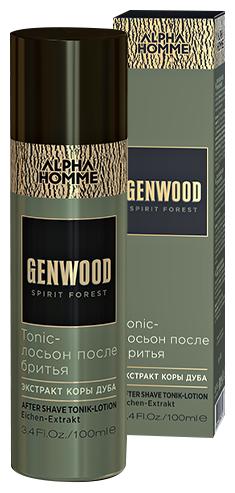 Tonic лосьон после бритья Genwood Alpha Homme