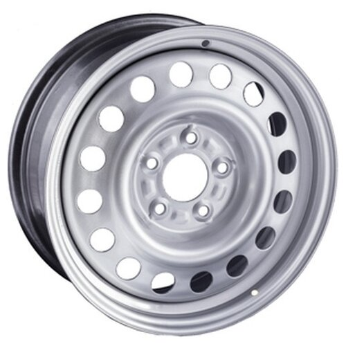 Фото - Колесный диск Trebl 64G35L 6х15/5х139.7 D98.5 ET35, silver колесный диск trebl lt2883d 6 5х16 5х139 7 d108 6 et40 silver