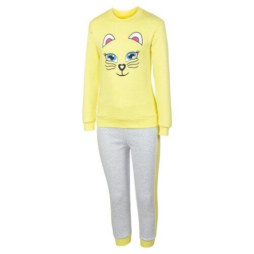 Купить Комплект одежды M&D размер 92, желтый, Комплекты