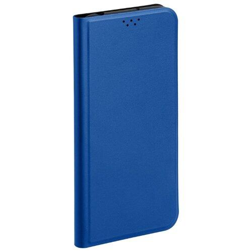 Чехол Deppa Book Cover для Honor 8A/Huawei Y6 (2019) синий  - купить со скидкой