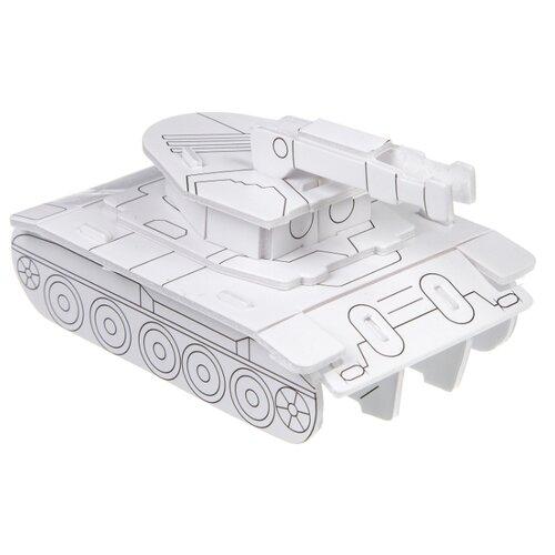 Фото - Сборная модель BONDIBON Танк ВВ2220 сборная модель bondibon танк 16 вв2968 1 72