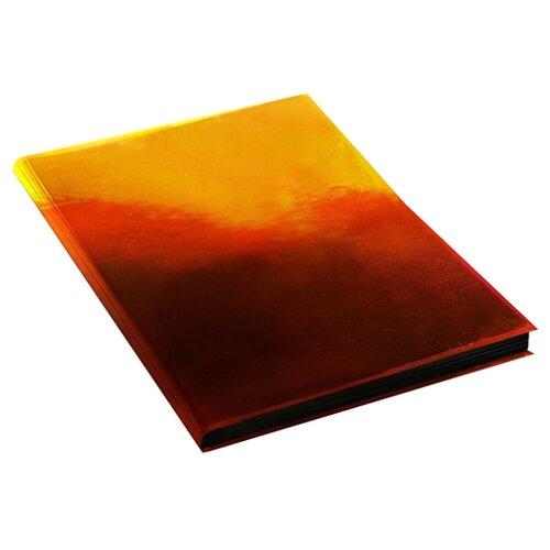 Ежедневник Канц-Эксмо Chameleon недатированный, А5, 136 листов, оранжевый канц эксмо ежедневник канц эксмо фантастические цветы а5 128 листов недатированный