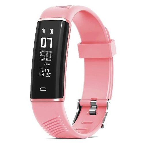 Фитнес-трекер SMA B6 Розовый