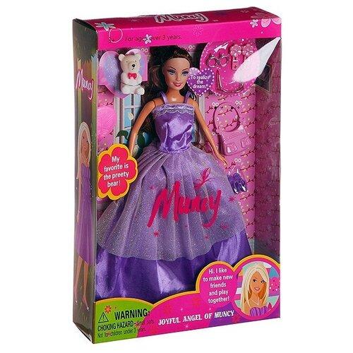 Купить Кукла Гратвест с мишкой (Д40078), Куклы и пупсы
