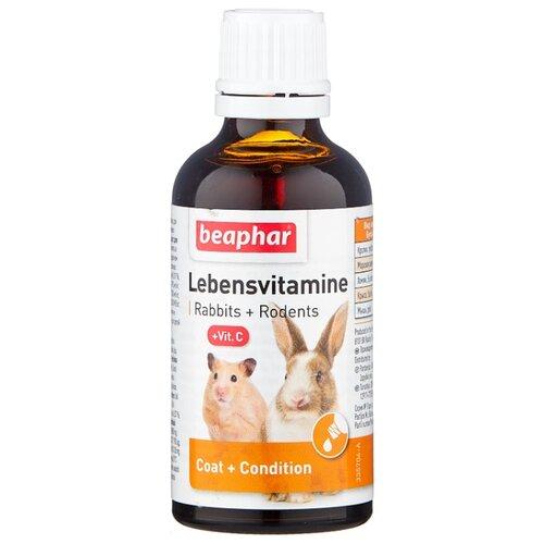 Beaphar Lebensvitamine добавка в корм 50 мл