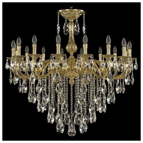 Фото - Люстра Bohemia Ivele Crystal 7201 72101/16/360 B G, E14, 640 Вт люстра bohemia ivele crystal 7201 72301 12 360 b g e14