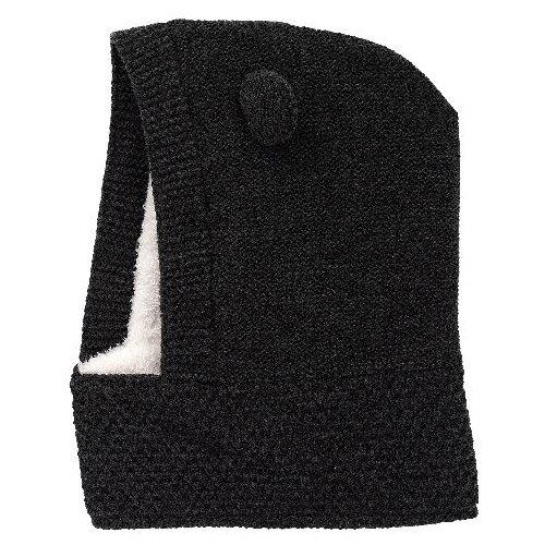 Шапка-шлем Chicco размер 004, серый шапка chicco размер 004 розовый
