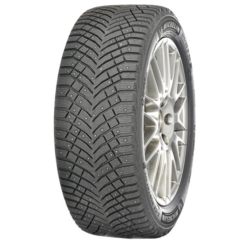 Автомобильная шина MICHELIN X-Ice North 4 SUV 225/65 R17 106T зимняя шипованная michelin x ice 3 run flat 225 55 r17 97h шип