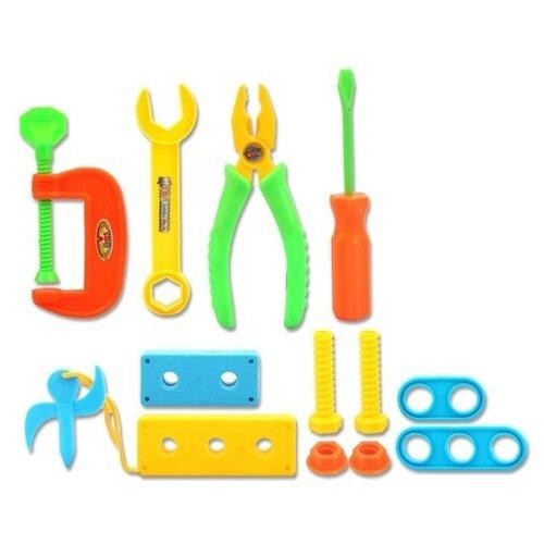 Купить S+S Toys Набор инструментов 200409721, Детские наборы инструментов
