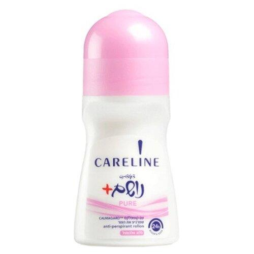 Careline дезодорант-антиперспирант, ролик, Pure, 75 мл