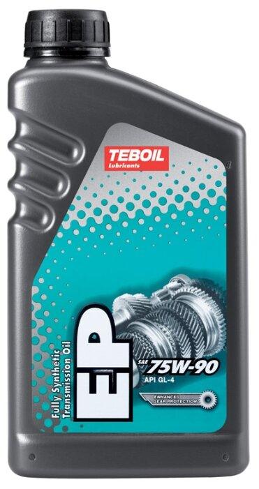 Трансмиссионное масло Teboil EP