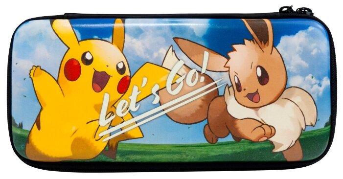 """Защитный чехол HORI """"LET'S GO! для консоли Nintendo Switch (NSW-133U)"""