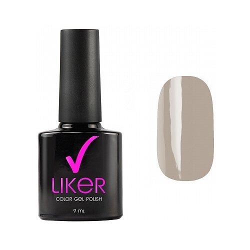 Купить Гель-лак для ногтей Runail Professional Liker, 9 мл, 4573