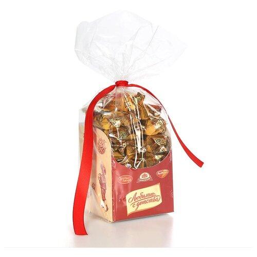 Конфеты Красный Октябрь Кара-Кум, пакет 335 г конфеты красный октябрь маска пакет 500 г