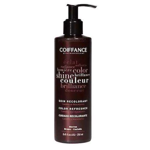 Coiffance Color Booster Recoloring Care Brown - Усилитель цвета волос, коричневый, 250 мл