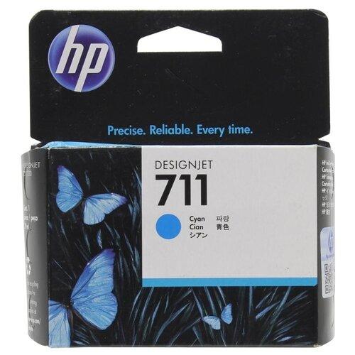 Фото - Картридж ориг. HP CZ130A (№711) голубой для DesignJet T120/T520 (29мл), цена за штуку, 186457 картридж ориг hp cn054ae 933xl голубой для officejet 6100 6600 6700 825стр цена за штуку 176373