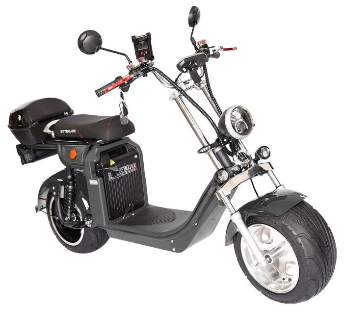 Скутер электрический SKYBOARD BR4000 FAST