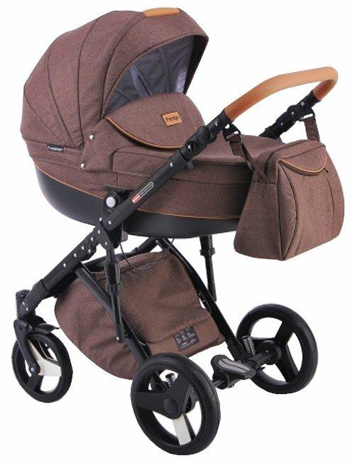 Универсальная коляска Lonex Comfort Prestige (2 в 1)