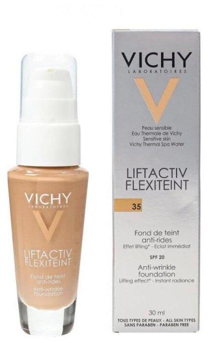 Vichy Тональный крем Liftactiv Flexiteint 30 мл
