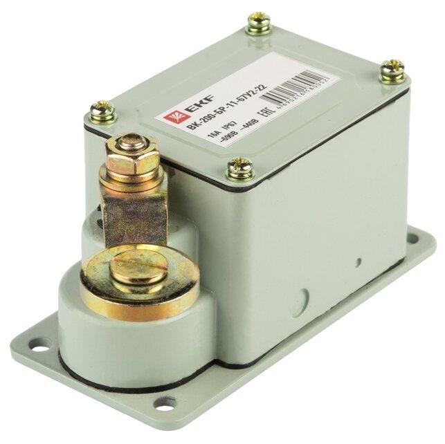 Концевой выключатель/переключатель EKF ВК-200 БР11-67У2-22