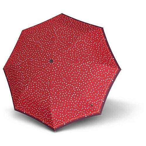 Зонт механика Knirps Pocket Umbrella X1 Flakes Red зонт unit basic red