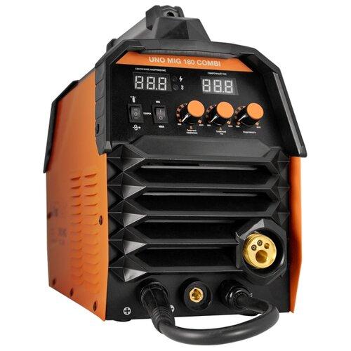Сварочный аппарат инверторного типа FoxWeld UNO MIG 180 COMBI MIG/MAG, MMA