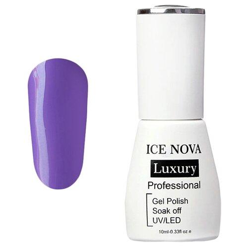 Купить Гель-лак для ногтей ICE NOVA Luxury Professional, 10 мл, 029 indigo