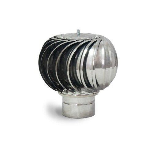 Фото - Турбодефлектор ТД-125 Нержавеющая сталь турбодефлектор era тд 200 оцинкованный металл тд 200ц