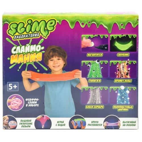 Купить Набор SLIME большой Лаборатория для мальчиков, Наборы для исследований