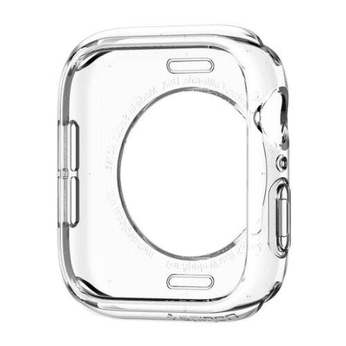 Фото - Чехол Spigen Liquid Crystal для Apple Watch Series 4 44mm clear чехол spigen thin fit white apple watch 4 44mm