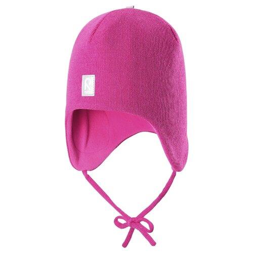 Купить Шапка Reima размер 48, 4620 розовый, Головные уборы