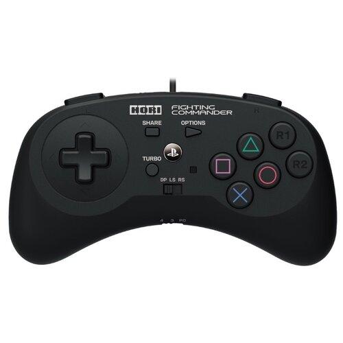 Купить Геймпад HORI Fighting Commander for PlayStation 4 & 3, PC черный