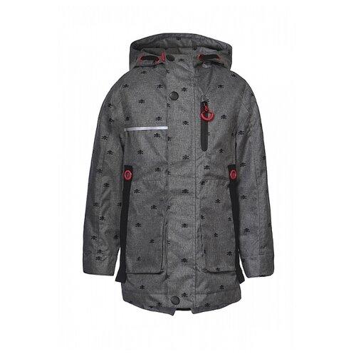 Куртка Oldos размер 146, серый