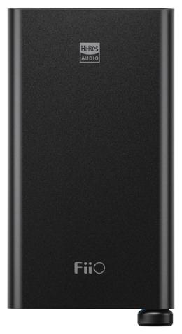 Усилитель для наушников Fiio Q3 black фото 1