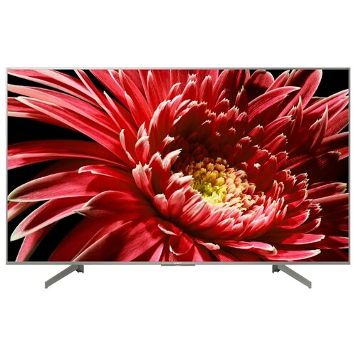 Телевизор Sony KD-65XG8577 64.5 (2019) серебристый жк телевизор sony kd 65zd9